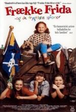 Frække Frida Og De Frygtløse Spioner (1994) afişi