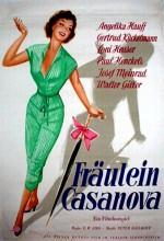 Fräulein Casanova (1953) afişi