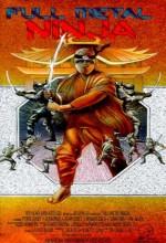 Full Metal Ninja (1988) afişi