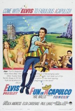 Fun in Acapulco (1963) afişi