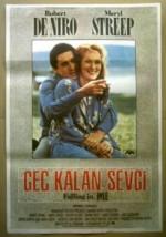 Geç Kalan Sevgi (1984) afişi