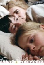 Fanny Ve Alexander (1982) afişi