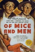 Fareler ve İnsanlar (i) (1939) afişi