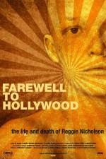 Farewell to Hollywood (2013) afişi