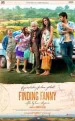 Finding Fanny (2014) afişi