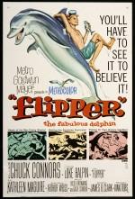 Flipper (1963) afişi