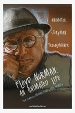 Floyd Norman: An Animated Life (2016) afişi