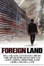Foreign Land (2016) afişi