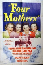 Four Mothers (1941) afişi