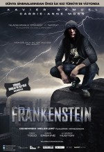 Frankenstein (2015) afişi
