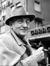 Fritz Lang profil resmi