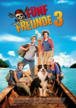 Fünf Freunde 3 (2014) afişi