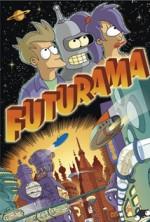 Futurama Sezon 7 (2013) afişi