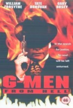 G-men From Hell (2000) afişi