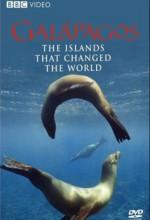 Galapagos Bbc (2006) afişi