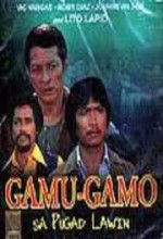 Gamu-gamo Sa Pugad Lawin (1983) afişi