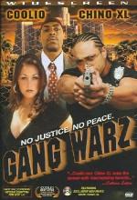 Gang Warz (2004) afişi