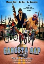 Gangsta Rap: The Glockumentary (2007) afişi