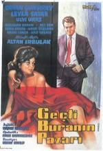 Geçti Buranın Pazarı (1962) afişi