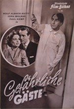 Gefährliche Gäste (1949) afişi