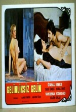 Gelinliksiz Gelin (1979) afişi