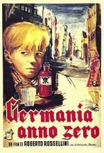 Germania Anno Zero (1948) afişi