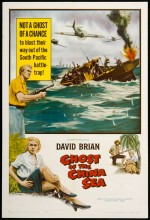 Ghost Of The China Sea (1958) afişi