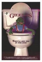 Ghoulies (1985) afişi