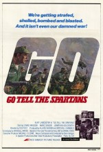 Go Tell The Spartans (1978) afişi