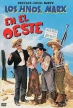 Go West (1940) afişi