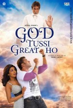 God Tussi Great Ho (2008) afişi