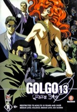 Golgo 13: Queen Bee (1998) afişi