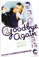 Goodbye Again(ı) (1933) afişi