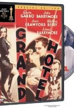 Grand Hotel (1932) afişi