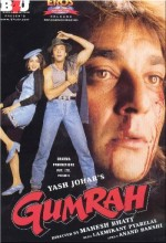 Gumrah (1993) afişi