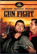 Gun Fight (1961) afişi