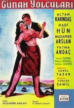 Günah Yolcuları (1956) afişi
