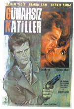Günahsız Katiller (1964) afişi