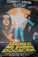 Güneş Ne Zaman Doğacak (1977) afişi
