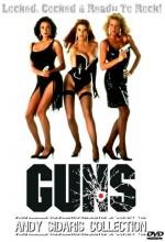 Guns (1990) afişi