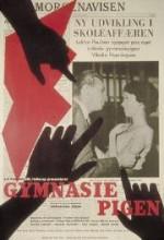 Gymnasiepigen (1960) afişi
