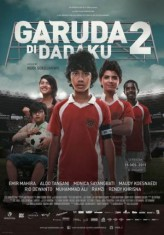Garuda di Dadaku 2 (2011) afişi