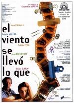 Geçti Gibi Rüzgar (1998) afişi