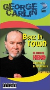 George Carlin: Back in Town (1996) afişi