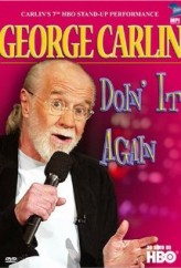 George Carlin: Doin' It Again (1990) afişi