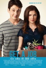 Get A Job (2016) afişi