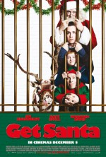 Get Santa (2014) afişi
