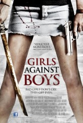 Girls Against Boys (2012) afişi
