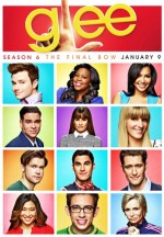 Glee Sezon 6 (2015) afişi