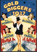 Gold Diggers Of 1937 (1936) afişi